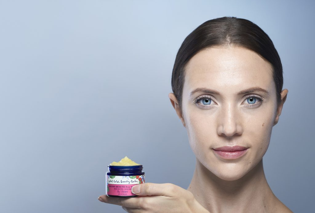 Beauty Portrait for Neal's Yard Remedies